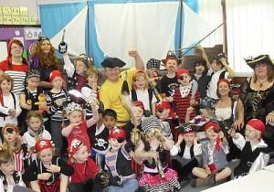 Pirate Workshop Day
