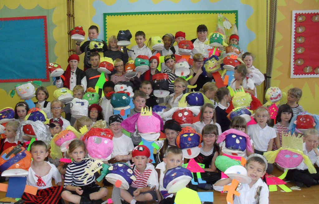 Pirate Day at Rawcliffe Primary School