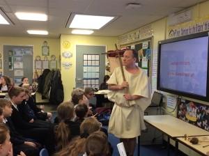 Roman Britain Workshop