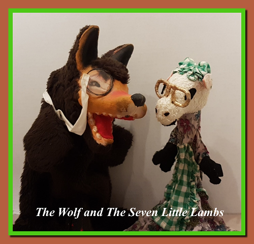 The Wolf And The Seven Little Lambs