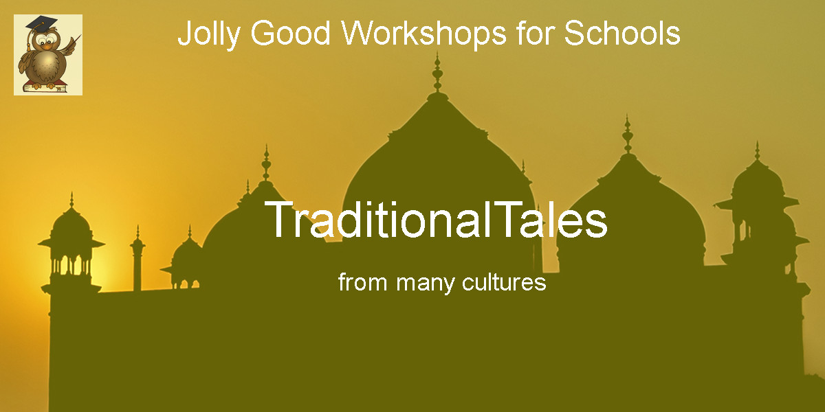 Traditional Tales India